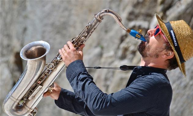 Sylvain Rifflet victoire du jazz 2016 et son bec de saxophone Syos
