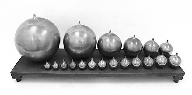 Résonateurs de Helmholtz pour la mesure des fréquences du son
