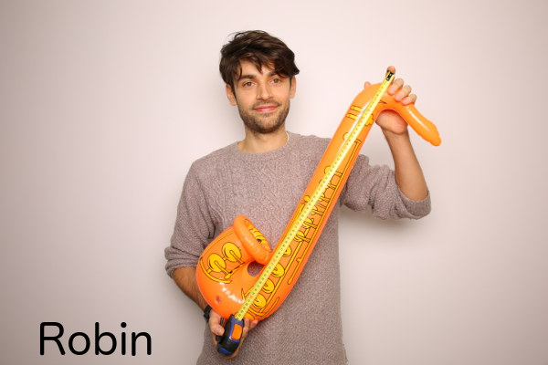 Robin saxophone mouthpieces 3D designer at Syos