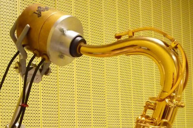 Acoustic input impedance