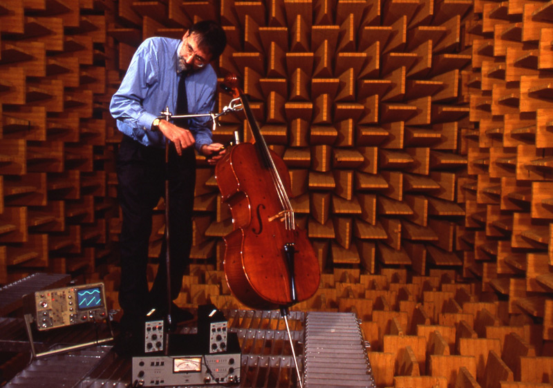 Music acoustics: when science meets art