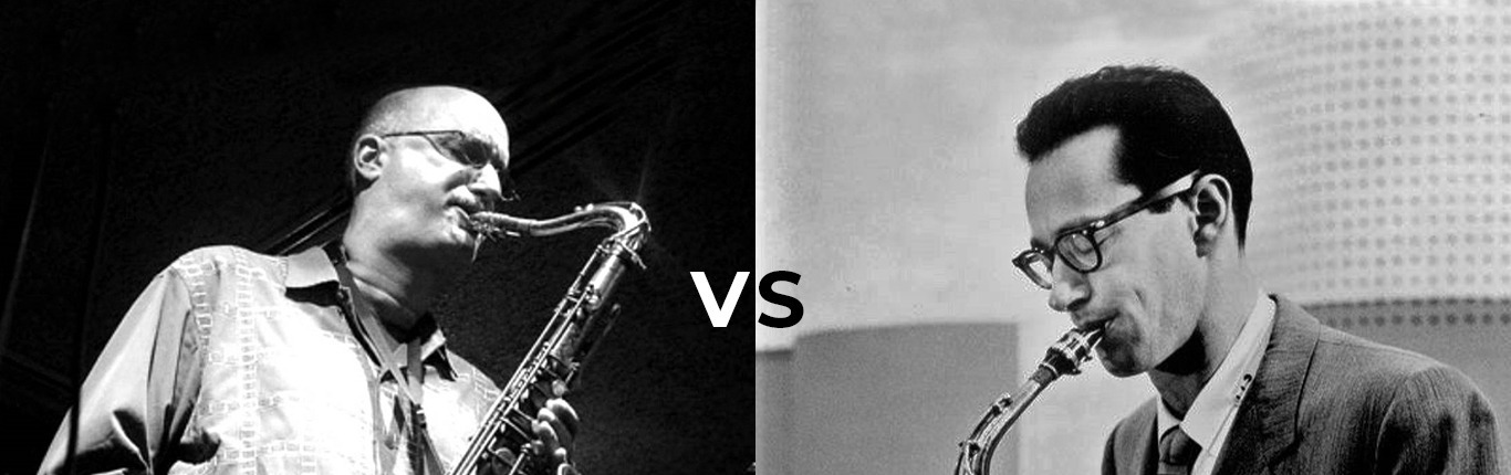 Paul Desmond et Michael Brecker