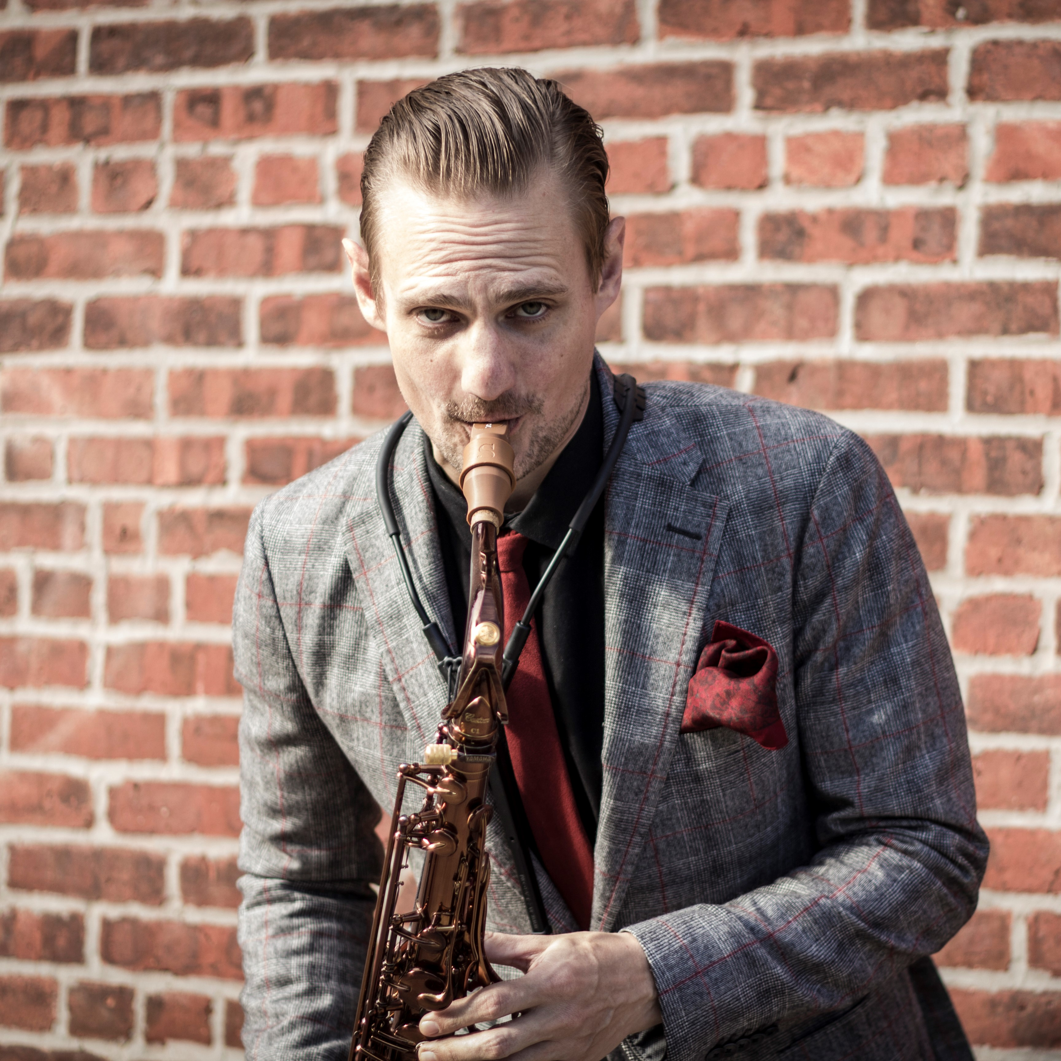 Steve Kortyka plays Syos mouthpieces for saxophone and clarinet
