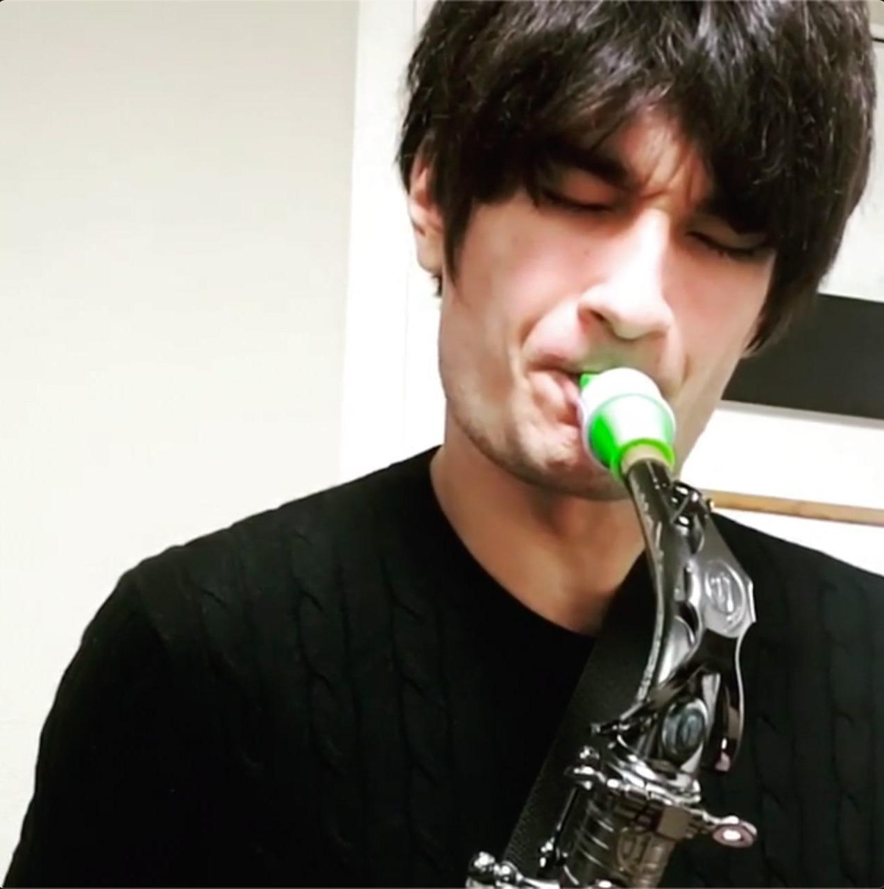 Brian Yasuhiro Seymour plays Syos for alto saxophone