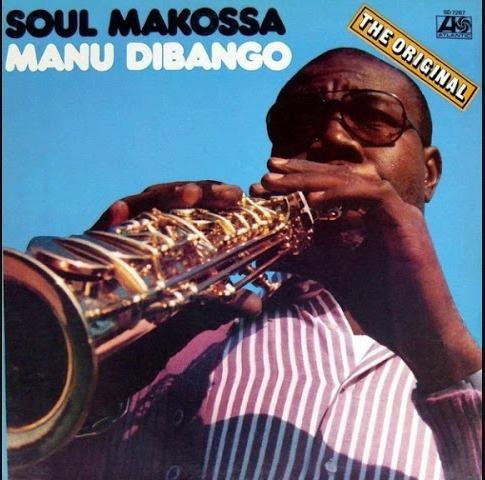 La couverture du single Soul Makossa