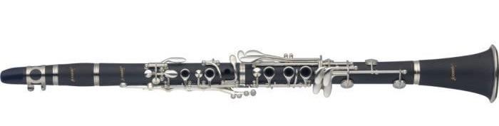 A Böhm system clarinet