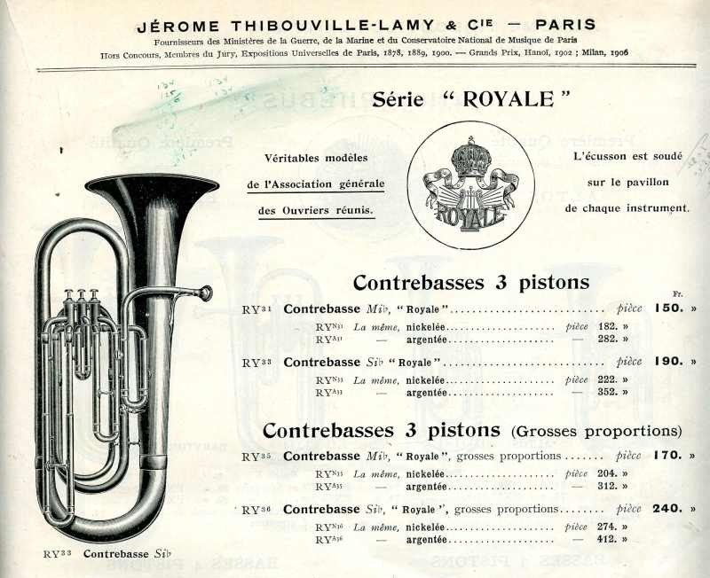 Advertisement poster by the association of instrument makers