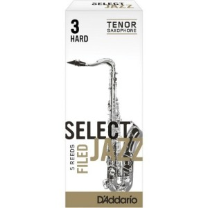 D'Addario Select Jazz 3 for tenor saxophone