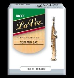 Rico La Voz for soprano saxophone