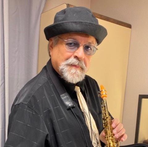 Joe Lovano plays a Syos saxophone mouthpiece