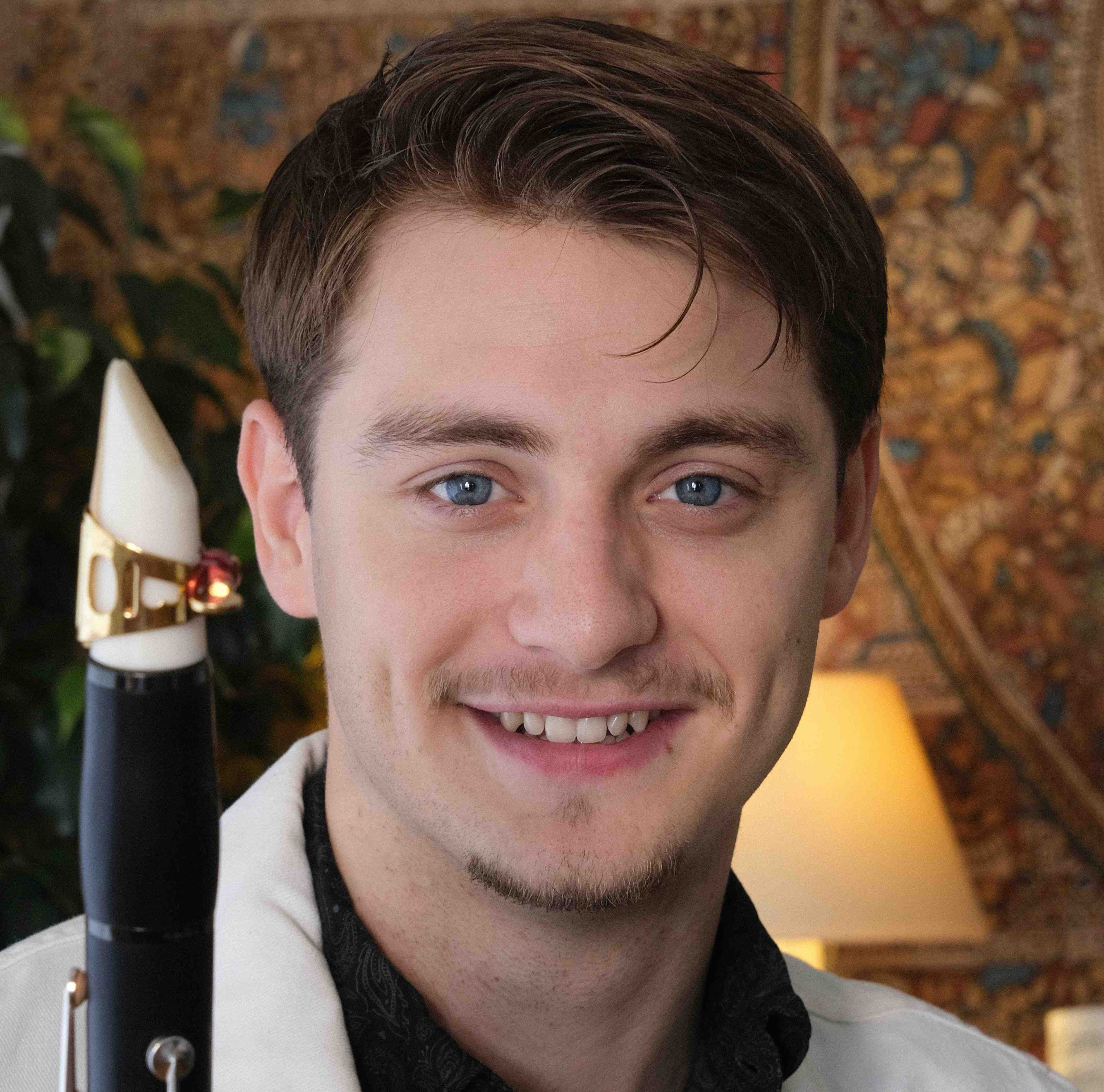 Elisée Defaut's Signature mouthpiece for Bb clarinet by Syos