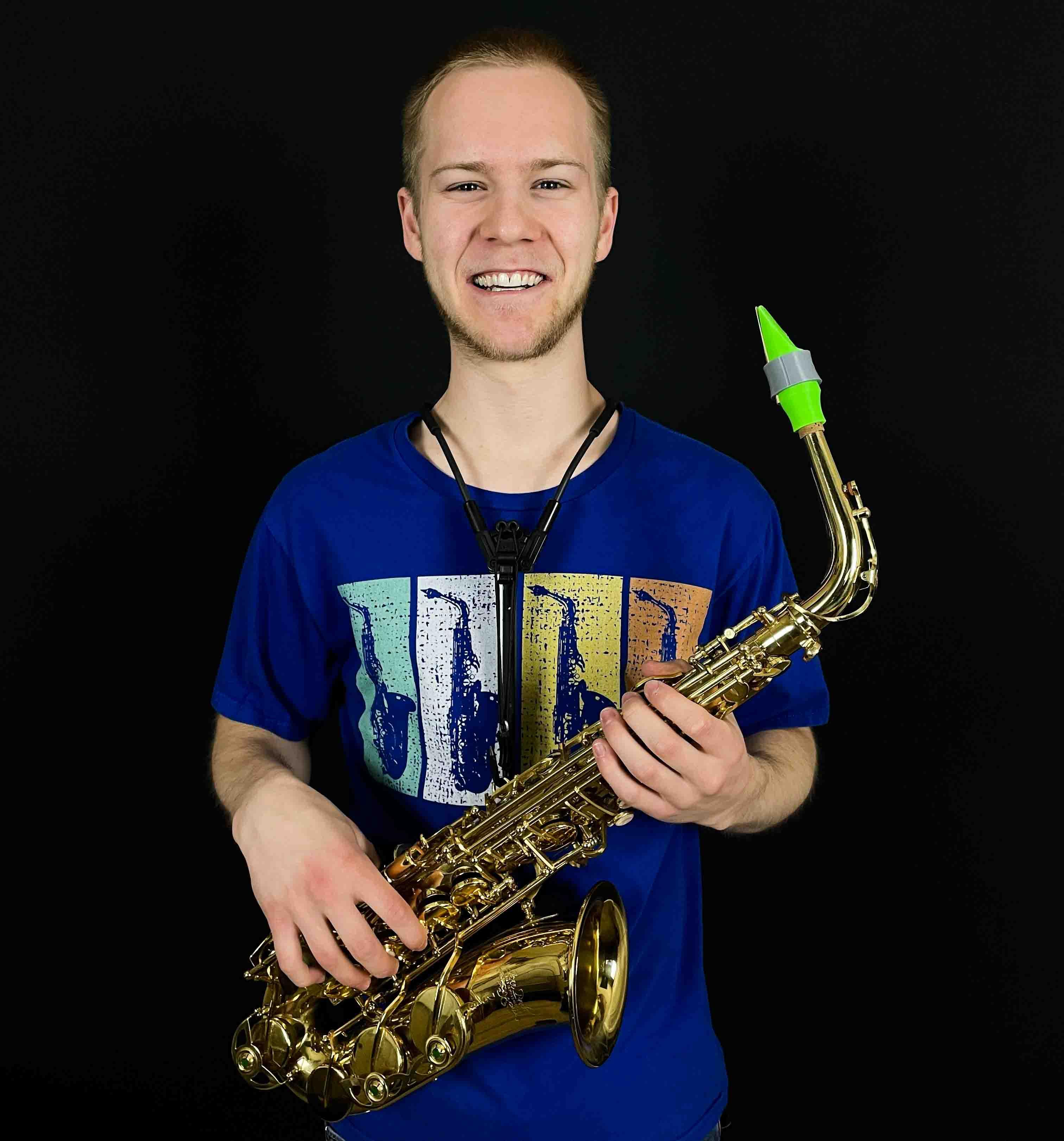 FoolishFrankie's alto saxophone mouthpiece by Syos