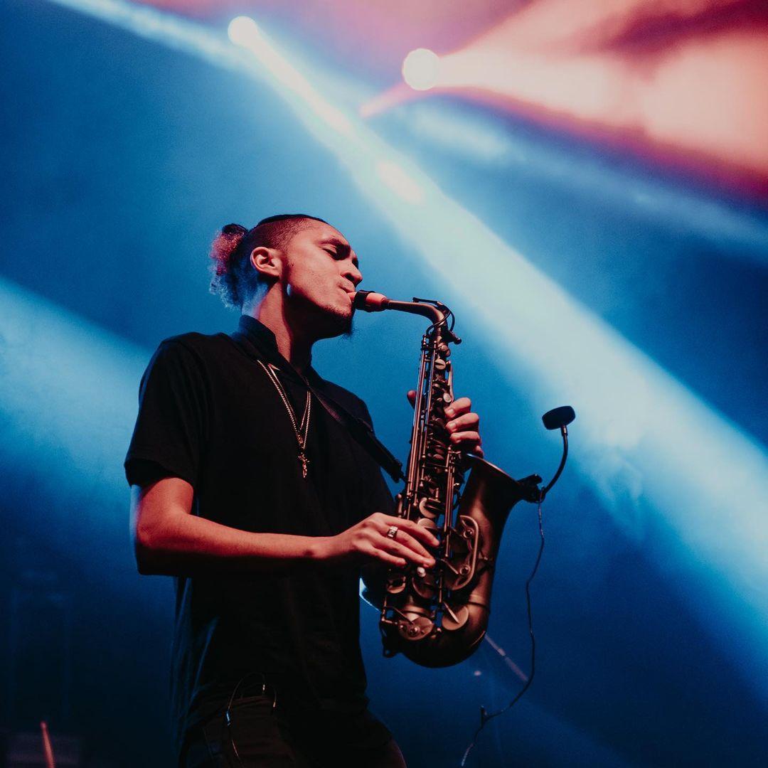 Saxl Rose's alto saxophone mouthpiece by Syos